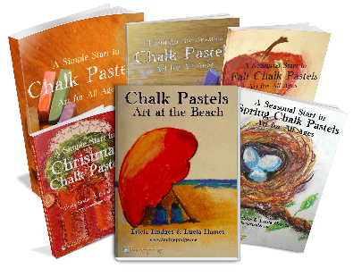 Chalk Pastel resources from Southern Hodgepodge.