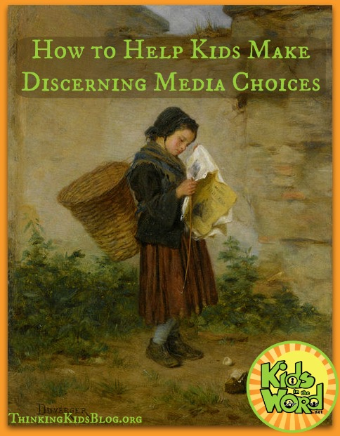 How to Help Kids Make Discerning Media Choices