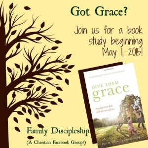 Book Club Coming: Give Them Grace