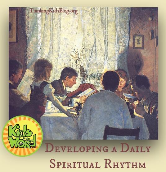 Developing a Daily Spiritual Rhythm