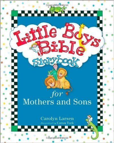 Little Boys Storybook Bible