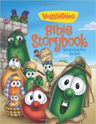 Veggie Tales Bible Storybook