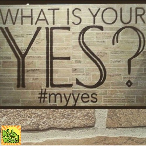 What is your yes