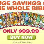 What's in the Bible? Complete Set