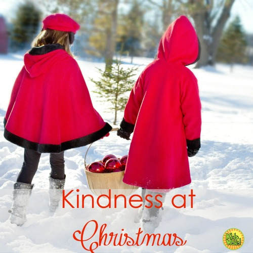 kindness at christmas
