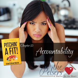 Accountability for Your Anger