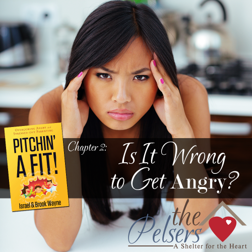 Pitchin' A Fit! Chapter 2: Is it wrong to get angry?