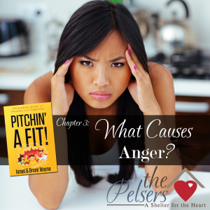 What Causes Anger?