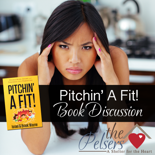Pitchin' A Fit! Book Discussion