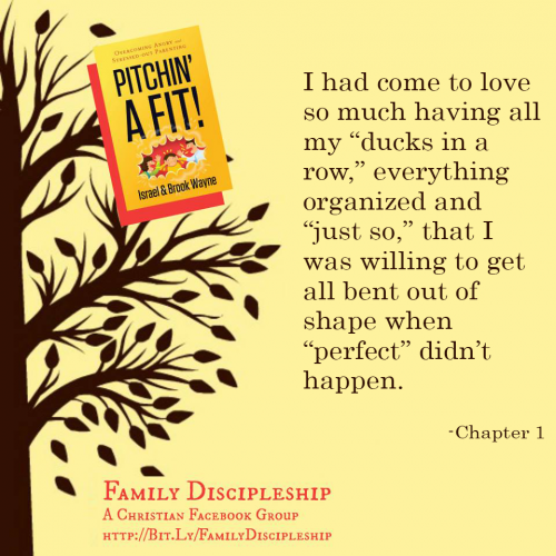 Pitchin' A Fit! Chapter 1