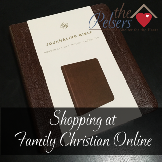 Shopping at Family Christian Online