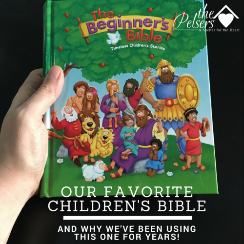 Our Favorite Childrens Bible Is The Beginners Published By Zondervan Original Copy Has Been Well Loved 3 Little Boys As A Read Aloud And An